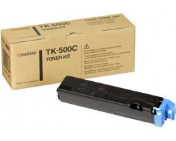 Заправка картриджа Kyocera TK-500C