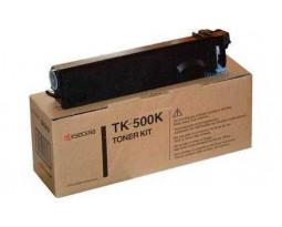 Заправка картриджа Kyocera TK-500K
