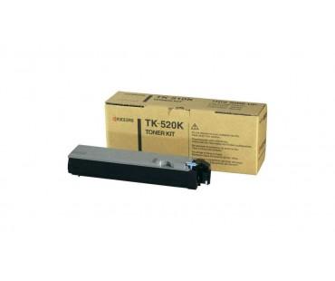 Заправка картриджа Kyocera TK-520K