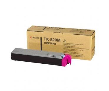 Заправка картриджа Kyocera TK-520M