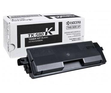 Картридж Kyocera TK-580K черный оригинальный