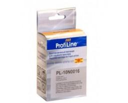 ProfiLine 10N0016 Black водный совместимый для Lexmark