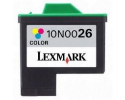 Картридж Lexmark 10N0026 Color водный оригинальный