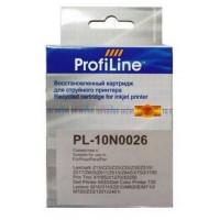 Картридж ProfiLine 10N0026 Color водный совместимый для Lexmark