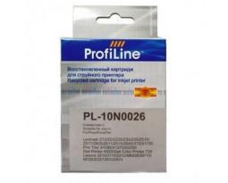 ProfiLine 10N0026 Color водный совместимый для Lexmark
