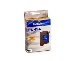 Картридж ProfiLine 51645AE №45 совместимый для HP