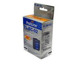 Картридж ProfiLine BC 02 водный совместимый для Canon
