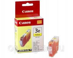 Картридж Canon BCI-3e/5/6 Yellow водный оригинальный