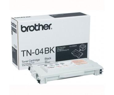 Картридж Brother TN-04BK оригинальный черный