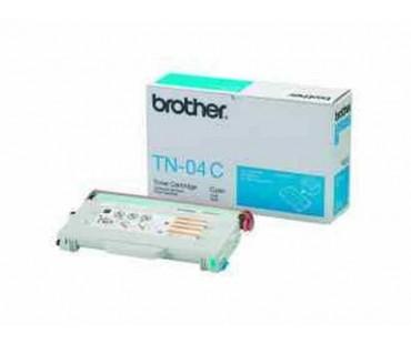 Картридж Brother TN-04C оригинальный голубой (синий)