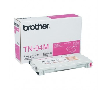 Картридж Brother TN-04M оригинальный пурпурный
