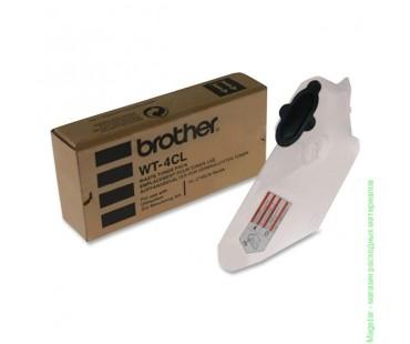 Контейнер для отработанного тонера Brother WT-4CL оригинальный черный