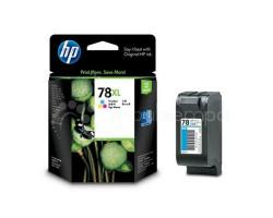 Картридж HP C6578AE Color водный оригинальный
