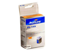 Картридж ProfiLine C6614A Black водный совместимый для HP
