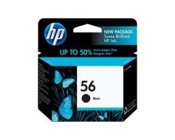 Картридж HP C6656A Black 26 мл пигментный оригинальный