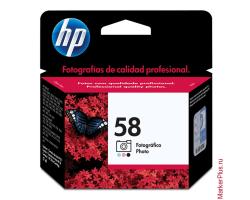 Картридж HP C6658AE Photo водный оригинальный