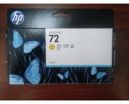 Картридж HP C9373A (№72) MFP Yellow оригинальный