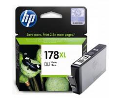 Картридж HP CB322HE (№178XL) Photo Black водный оригинальный