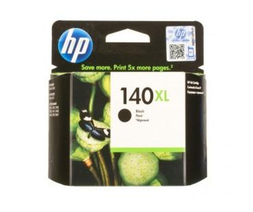 Картридж HP CB336HE №140XL Black пигментный оригинальный черный