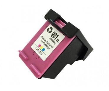 Картридж HP CC656AE № 901XL Color водный оригинальный цветной