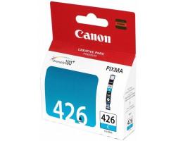 Картридж Canon CLI-426C Cyan с чипом водный оригинальный