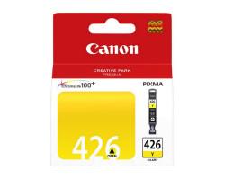 Картридж Canon CLI-426Y Yellow с чипом водный оригинальный