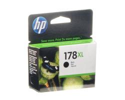 Картридж HP CN684HE/CB321HE №178XL Black водный оригинальный