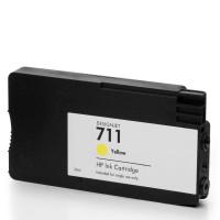 Картридж HP CZ132A №711 Yellow оригинальный