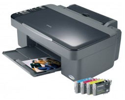 Картриджи для принтера Epson CX5055