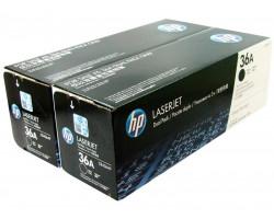 Картридж HP 36A (CB436AF) оригинальный