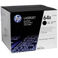Картридж HP 64X (CC364XD) оригинальный