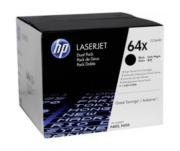 Картридж HP 64X (CC364XD)