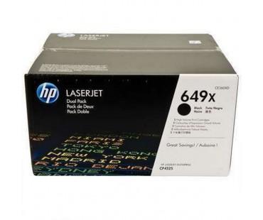 Картридж HP 649X (CE260XD) оригинальный