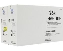 Картридж HP 26X (CF226XF) оригинальный