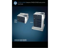 HP Color LaserJet Enterprise CP4020