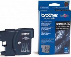 Картридж Brother LC1100/LC980BK Black водный оригинальный