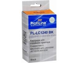 ProfiLine LC1240BK Black водный совместимый для Brother