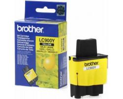 Картридж Brother LC900Y Yellow водный оригинальный