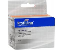 Картридж ProfiLine PGI-5BK Black с чипом водный совместимый для Canon