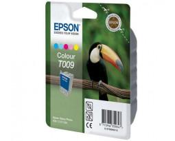Картридж Epson T03904 Color водный оригинальный