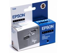 Картридж Epson T040140 Black водный оригинальный