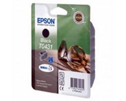 Картридж Epson T0431 Black водный оригинальный