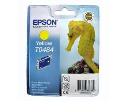 Картридж Epson T048440 Yellow водный оригинальный
