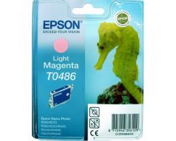 Картридж Epson T048640 Light Magenta водный оригинальный