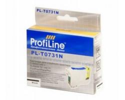 Картридж ProfiLine T0731N Black водный совместимый для Epson