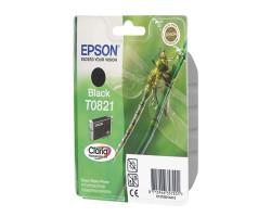 Картридж Epson T0821 Black водный оригинальный