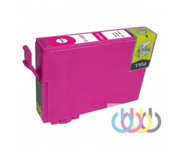Картридж Epson T1283 Magenta пигментный оригинальный пурпурный