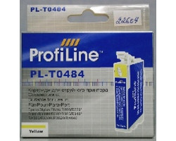 Картридж ProfiLine T48440 Yellow водный совместимый для Epson