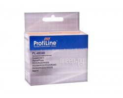 Картридж ProfiLine T48640 Light Magenta водный совместимый для Epson
