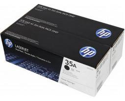 Заправка картриджа HP 35A (CB435AF)